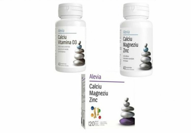 ANSVSA a emis o alertă pentru retragerea de pe piață a unui sortiment de vitamine