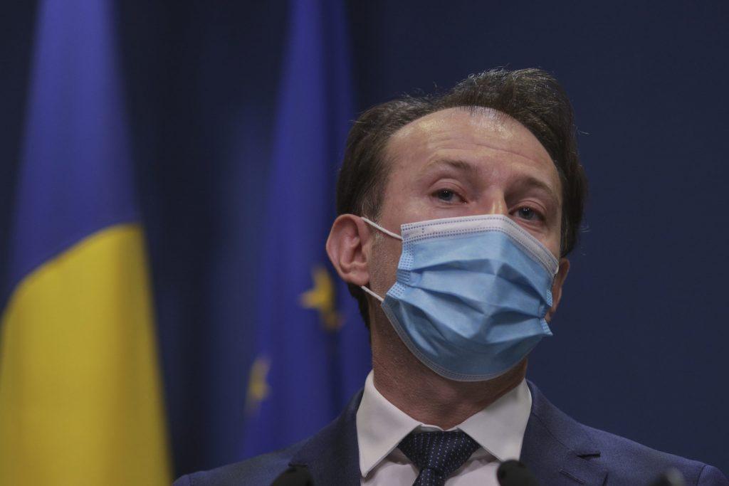 Premierul Florin Cîţu a anunţat, marţi, că preţurile la energie nu vor fi plafonate