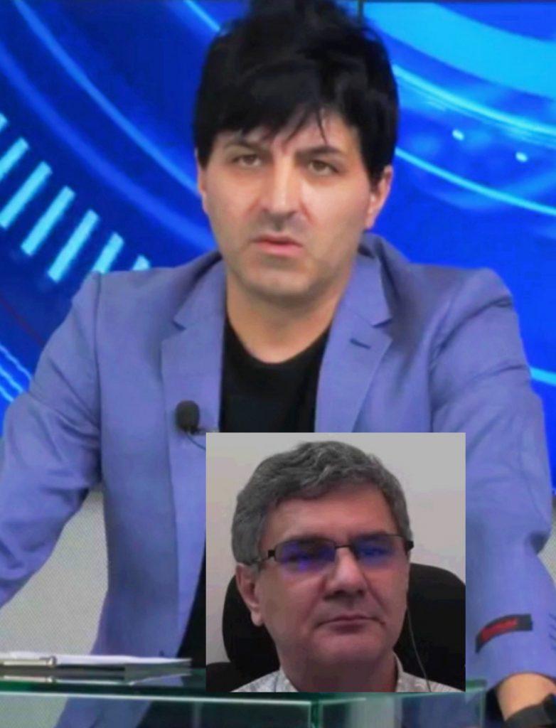 Întrebat de jurnalistul Remus Rădoi,Octavian Jurma admite că NU ESTE EPIDEMIOLOG